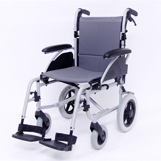 Lightweight Self-Propelling Aluminum Wheelchair